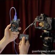 USB电动跟焦器单反全能跟焦线控图片