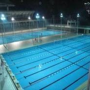 乐山游泳池图片