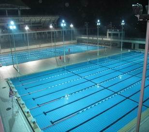 绵阳游泳池图片
