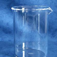 供应大口径石英烧杯石英蒸馏瓶图片