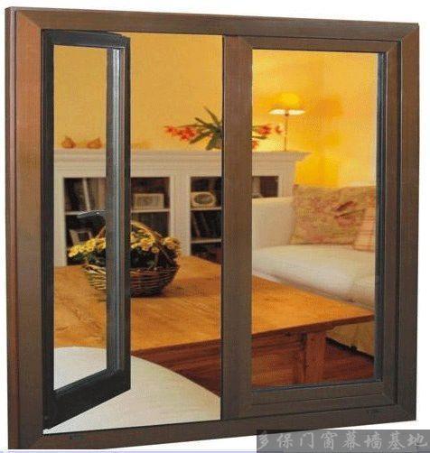 双扇平开玻璃门_玻璃门厂家生产供应建湖双扇平开玻璃门单扇