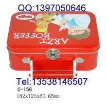 供应马口铁盒咖啡罐保健品盒铁罐