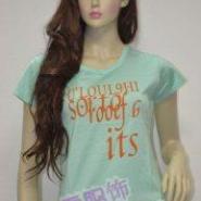 南昌洪大服装全国最便宜的T恤货源图片
