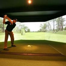 供应室内高尔夫模拟器及全套高尔夫用品