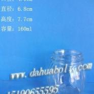 160ml酱菜瓶罐头瓶蜂蜜瓶奶瓶图片