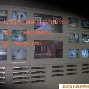 上海监控电视墙安防电视墙监控电视图片