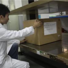 供应电器包装堆码压力测试