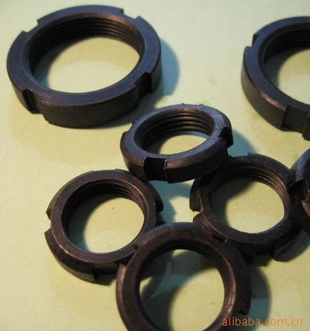 供应M10圆螺母 拉线圆螺母 汽车配件圆螺母 摩托配件圆螺母