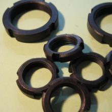 供应M10圆螺母 拉线圆螺母 汽车配件圆螺母 摩托配件圆螺母图片
