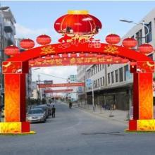 供应城市景点装饰设计 2018年春节城市节点装饰设计批发
