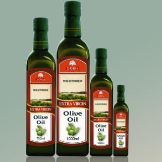 供应洛丽塔特级初榨橄榄油750ML