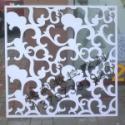 J04雕花板/PVC镂空板/背景墙/隔断图片