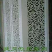 J96雕花板/PVC镂空板/背景墙隔断图片