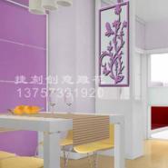 J35雕花板/PVC镂空板/背景墙隔断图片