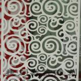 供应J56雕花板/镂空板/背景墙隔断烤漆