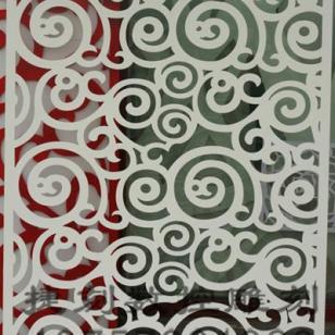 J56雕花板/镂空板/背景墙隔断烤漆图片