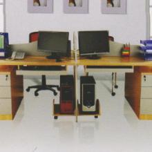 供应工厂价直销胶板办公家具前台班台办公台文件柜屏风卡位图片