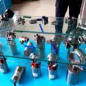中国卫生级气动蝶阀生产厂家图片