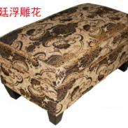 欧式沙发换鞋凳化妆凳储物凳图片