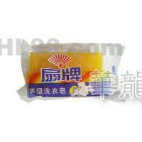 扇牌防霉防蛀洗衣皂125g4