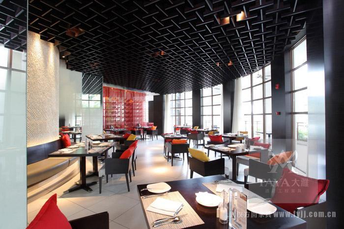 酒店餐桌椅图片/酒店餐桌椅样板图 (2)