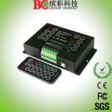 供应BC-380 12V 24V 48V 红外遥控RGB控制器