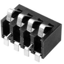 供应电池座连接器
