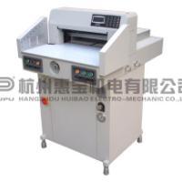 惠宝彩霸R520S数控液压切纸机