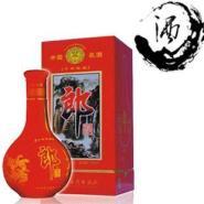 上海红花郎酒批发图片