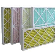 纸框折叠式过滤网001图片
