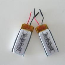 供应 蓝牙/MP3/MP4/数码产品专用501230聚合物锂电芯