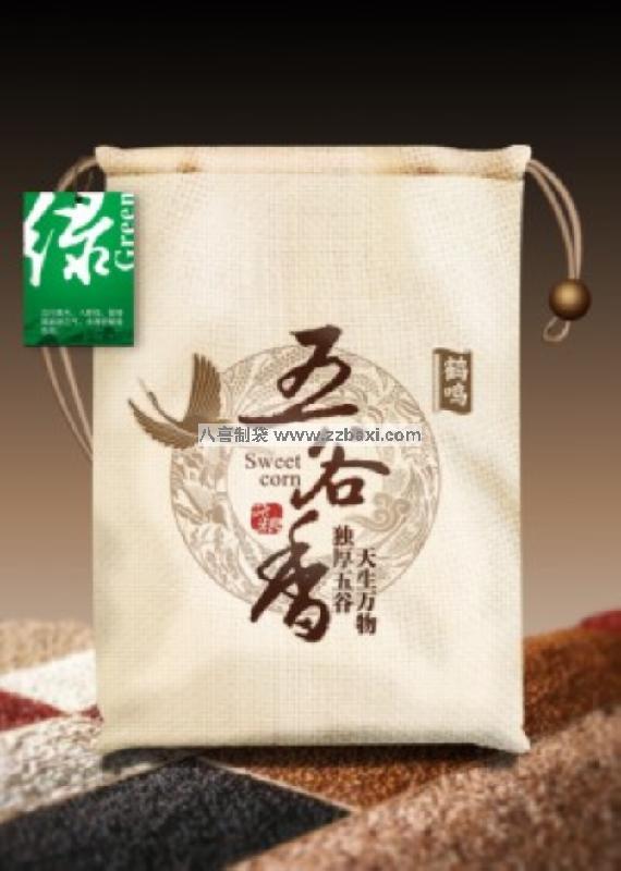 广州棉布袋杂粮袋酒袋束口袋礼品袋销售