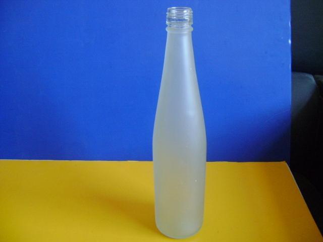 供应高档食醋玻璃瓶生产厂定做价格信息