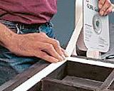 供应美国戈尔GORE带状垫片膨胀四氟带
