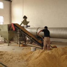 供应400/420/508木糠木屑颗粒机制粒机设备报价河南国泰批发