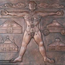 河南铜雕厂铜壁画 铜门定做 厂家直销 送货上门 安装一站式服务图片