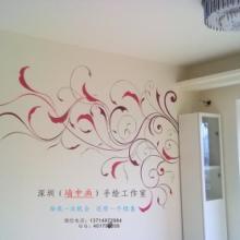 供应工装手绘墙用什么材料施工 ,手绘墙的材料与普通画画材料有什么不同