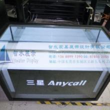 供應展柜廠家直銷三星手機通訊展示柜臺圖片
