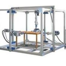 供应家具水平静载荷试测 柜桌类强度耐久性测试仪 桌柜垂直测试