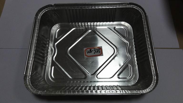 铝箔烧烤盘图片/铝箔烧烤盘样板图 (3)