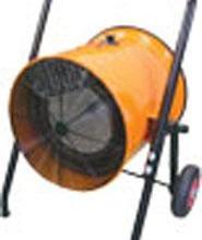 供应移动式电热暖风机   干燥用热风机  除湿用热风机