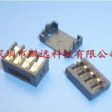 供应4P电池座PH2.5H4.5批发