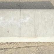 西安800x350x120市政水泥道沿图片