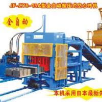 供应JF-ZY6-15A空心砖机厂家