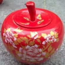 供应批发瓷器陶瓷腌菜坛;陶瓷密封食品罐定做订制泡菜坛大量定做来样加工图片