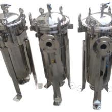 上海不锈钢单袋式过滤器厂家经销图片报价液体袋式过滤器厂家直销批发