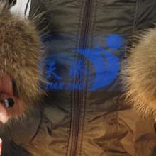 厂家直销批发河北皮草服饰用品貉子毛袖口护腕百搭服饰狐狸毛定做批发