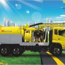 供应东莞市环卫车清理化粪池化油池图片