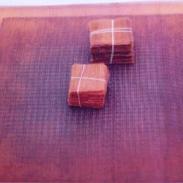 批发铸铜用高硅氧纤维过滤网图片