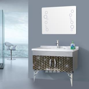 康太2011不锈钢常州浴室柜图片